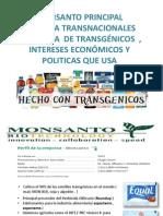 Expo Transgénicos