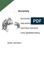 tikus buntung