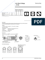 Semaphore Contact Indicators