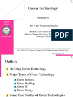 5 Green Technology