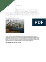 Aplikasi Konstruksi Baja Pada Bangunan