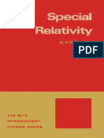 Special Relativity - French