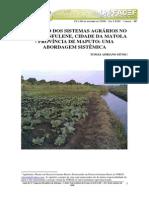 Evoiucao Dos Sistemas Agrarios No Infulene - Maputo