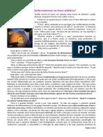 Determinismo Ou Livrearbitrio Jose Rodrigues Dos Santos