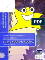 El mundo de Fugaz (Educación Infantil - Escuela de estrellas - Pamplonetario)