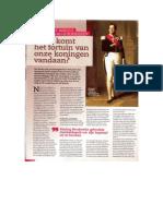 Vorstelijk vermogen - Thierry Debels - Primo magazine