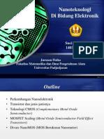 EDIT Nanoteknologi Bidang Elektronik SUCI