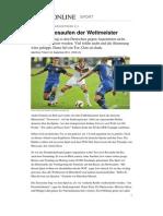 Deutschland Argentinien Mario Gomez Klose Loew