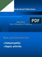 infeksi tulang dan persendian