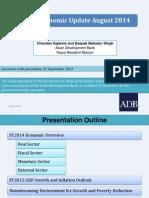 Macroeconomic Update August 2014_2014-09-07