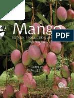 The Mango Botany Production and Uses