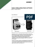 Manual Motor Starter & Protector