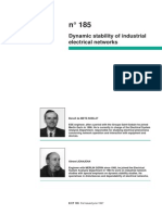 185-Dynamic Stability of Industrial Electrical Networks