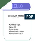 Integral Indefinida PPT