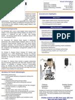 Akeena Solar Investor Fact Sheet 12 09 FINAL