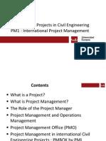 1. PM1 Project Management