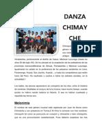 Danza Chimayche