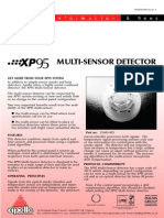 Detector Multisensor XP95