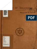 William Q Judge the Ocean of Theosophy