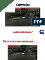 Eliminator Oil Filter Presenatation.new