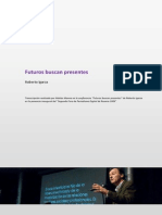 Futuros Buscan Presentes- Igarza