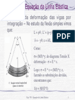 Equação Da Linha Elástica - Roldão Araújo