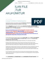 Kumpulan File Literatur Akupunktur di http://belajar-akupunktur.blogspot.com/