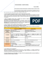 Estudo Dirigido - Constitucional II - Joyce Sarquiz