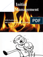 Burn Management