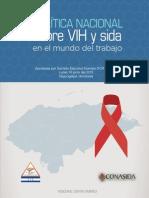 Politica Vih Honduras v6
