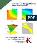 DOE DX 201303 Popcorn Models Cfk