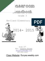 classroomhandbook