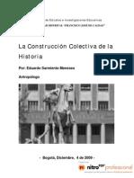 La Construcci├│n Colectiva de la Historia Original