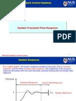 5System Response