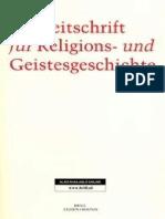 Der Zoroastrismus Als Iranische Religion Und Die Semantik Von Iran in Der Zoroastrischen Religions-Geschichte