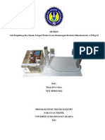 Alat Penghitung Bea Masuk Tempat Wisata Secara Rombongan Berbasis Mikrokontroler ATMega 8