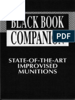 Anarchy - Paladin Press - Black Book Companion - State-Of-The-Art Improvised Munitions