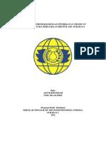 Optimalisasi Produksi Dngn Pdkt TOC