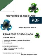 Proyecto de Reciclado