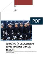 Biografía Del General Juan Manuel Uraga