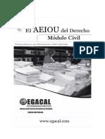 AEIOU I Proc Civil y Civil