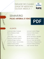 Pulso Arterial e Venoso