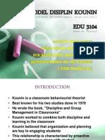 Model Disiplin Kounin Kump 4