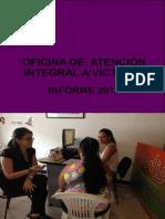 Impacto Oficina PAVIP 2013 Final