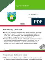 Análisis del protocolo IPSec