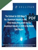 Mega Trends Aluminium