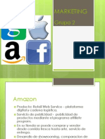 Amazon Apple Facebook Google