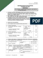 RS AMP @ Formulir Perinatal 3-8 @ Formulir OVP (Revisi 20100524) @ Dinkes Prop