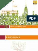 Dari Konsep Menuju Keberlanjutan Program Pengembangan Kota Hijau (P2KH)