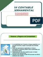 6. El Plan Cntable Gubernamental